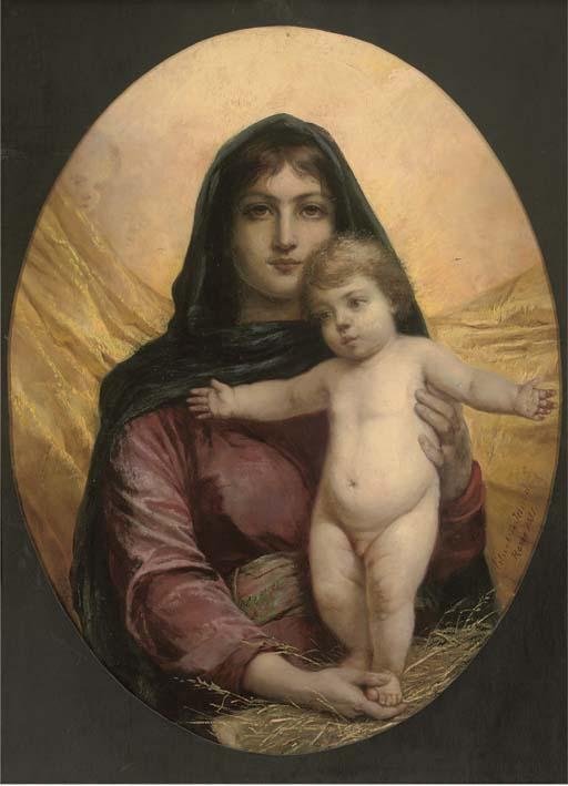 Elisabeth Anna Maria Jerichau-Baumann (Danish, 1819-1881)