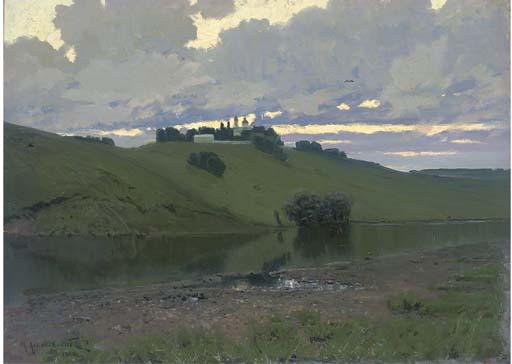 Michel Kholodovski (Russian, circa 1900)