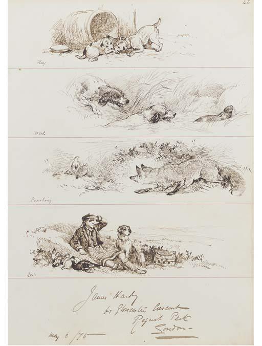 James Hardy, Jnr., R.I. (British, 1815-1862)