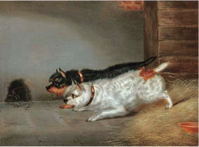 Edwin Loder (British, 1827-188