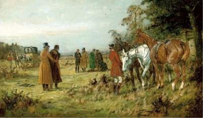 George Wright (British, 1860-1