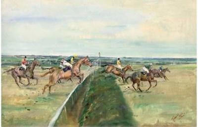Michael Lyne (British, 1912-19