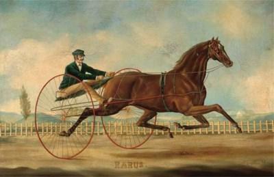 Scott Leighton (American, 1849