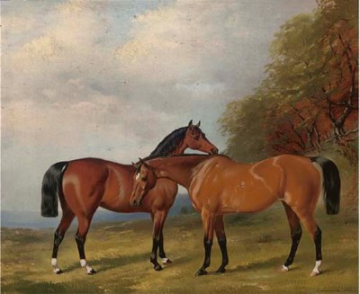 Henry Barraud (British, 1811-1