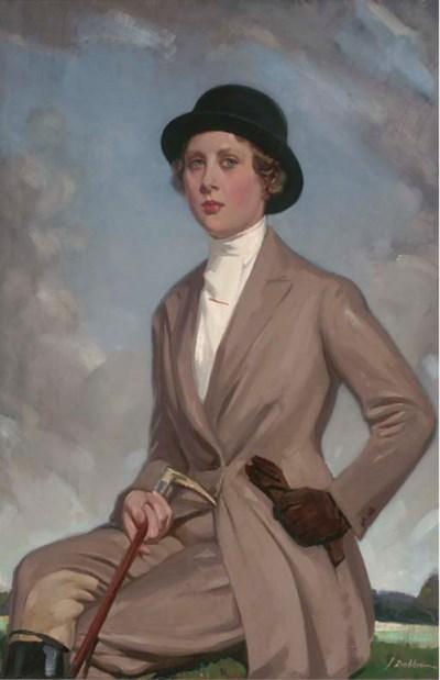 John Dobbie (British, 20th Cen
