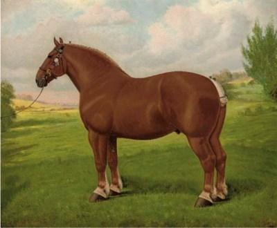 William Albert Clark (British,