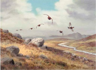 Richard Robjent (British, b.19