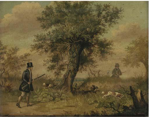 Augustus S. Boult (BRITISH, fl.1815-1853)