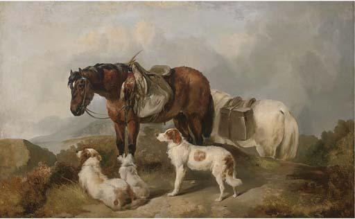 Circle of Colin Graham Roe (British, fl.1858-1910)