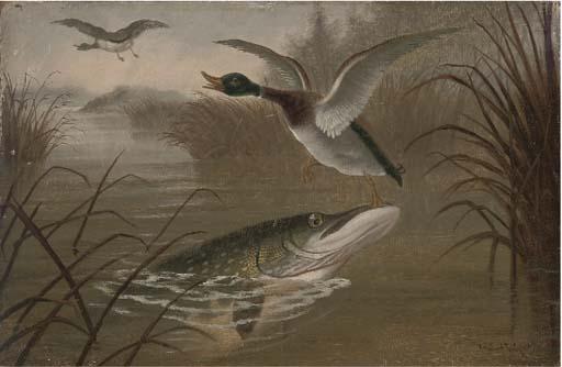 A. Roland Knight (British, 19th Century)