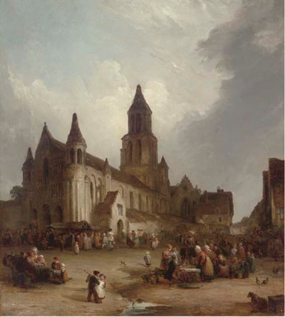 George Jones, R.A. (1786-1869)