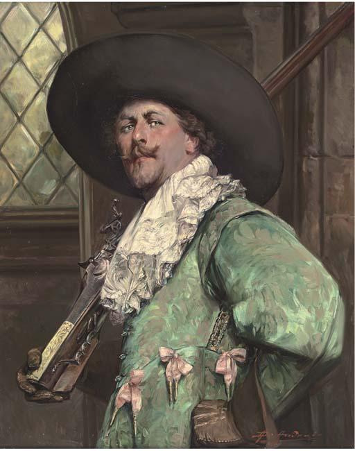 Alex de Andreis (Belgian, 1880