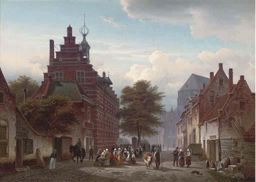 Hermann Meyerheim (German, 184