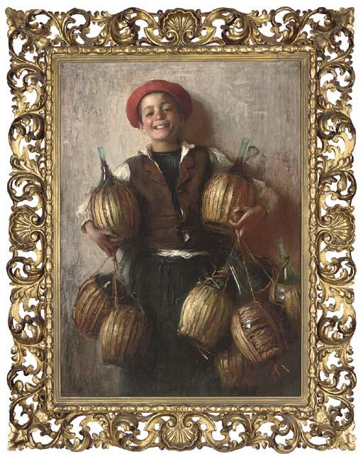 Eugenio Cecconi (Italian, 1842