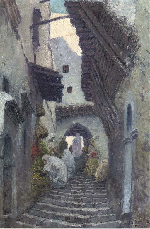 Karl Hofmann (Austrian, 1852-1