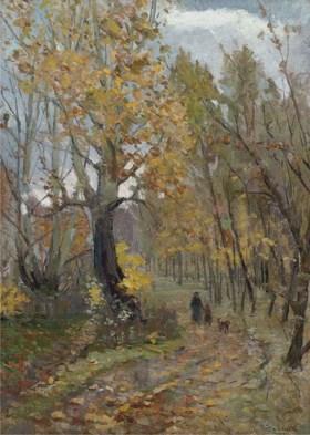 Stanislaw Zukowski (Polish, 1873-1944)