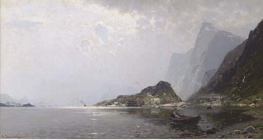 Georg Anton Rasmussen (Norwegi