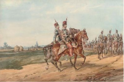 Orlando Norie (1832-1901)