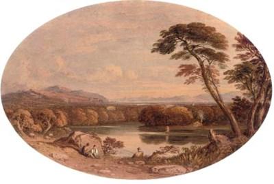 John Varley, O.W.S (1778-1842)