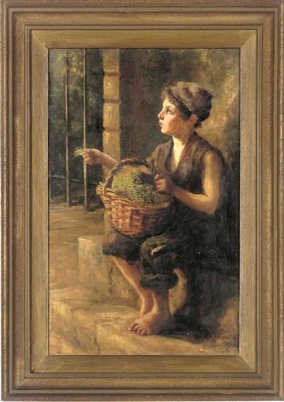 E. Hollwey (British, 19th Cent