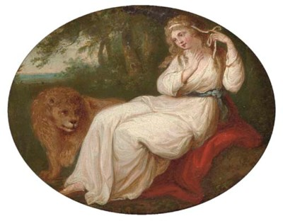 Cirle of Angelica Kauffmann, R