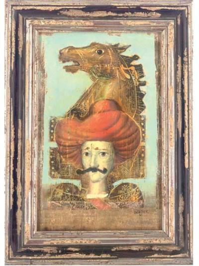 Mersad Berber (YUGOSLAVIAN, b.