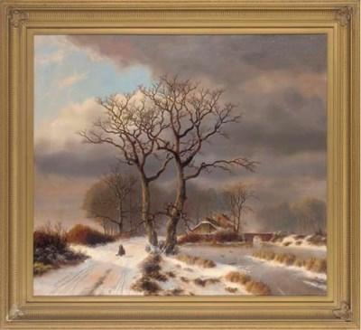 C.H. Waardenburgh (Dutch, 19th