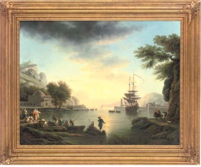 After Claude-Joseph Vernet