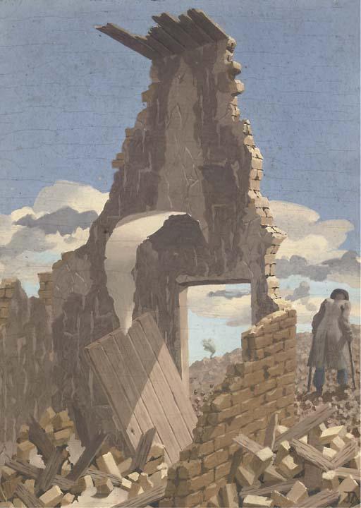John Armstrong, A.R.A. (1893-1