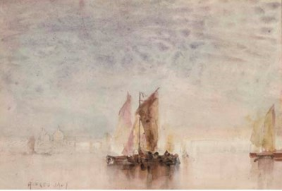 Sir Alfred East, R.A., F.R.S.
