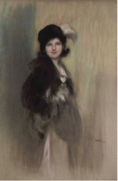 Arthur Lajos Halmi (1866-1939)