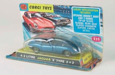 CORGI BRITISH CARS