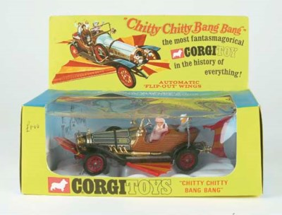 A CORGI 266 CHITTY CHITTY BANG