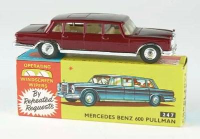 CORGI EUROPEAN CARS
