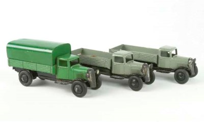 DINKY 25 SERIES COMMERCIALS
