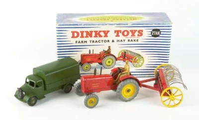 DINKY FARM AND MILITARY