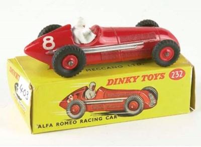 DINKY RACING CARS