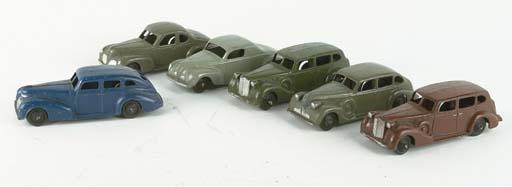 DINKY 39 SERIES AMERICAN CARS
