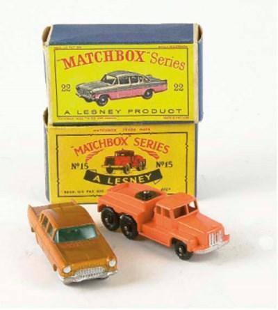 LESNEY MATCHBOX 1-75 SERIES