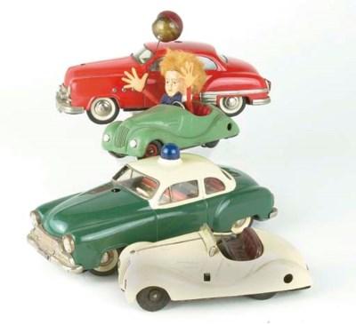 SCHUCO CARS