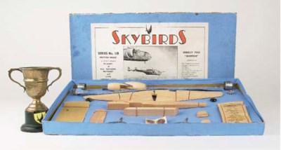 Skybirds Kit, Trophy and Ephem