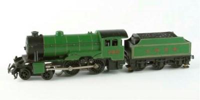 Pre-war Trix Twin Railways