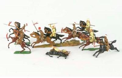 Heyde British Colonial War