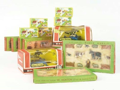 Lilliput and Britains Farm