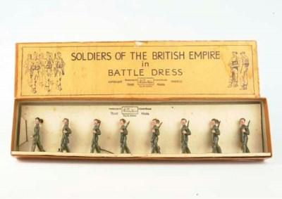 Britains and Lilliput Catalogu