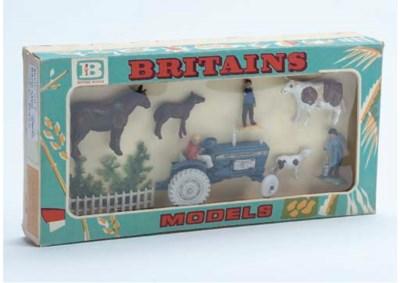 A Britains ex-factory prototyp