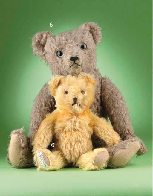 A rare Ealontoys teddy bear