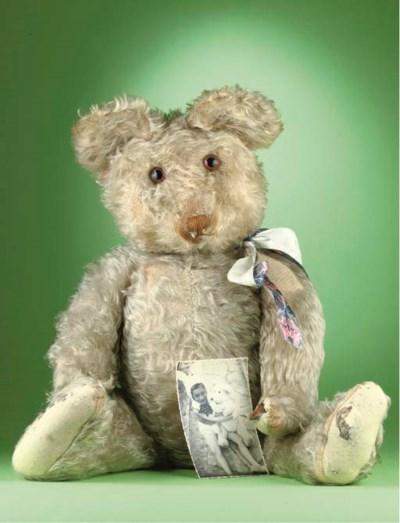 Marie-Rose's teddy bear