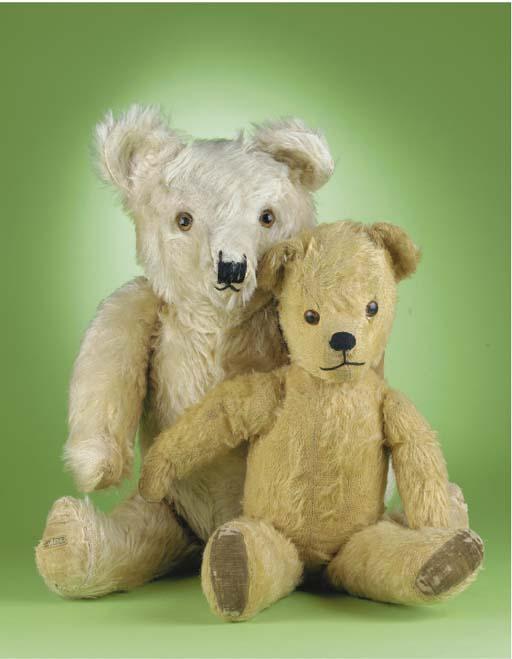 A rare Joy-Toys teddy bear