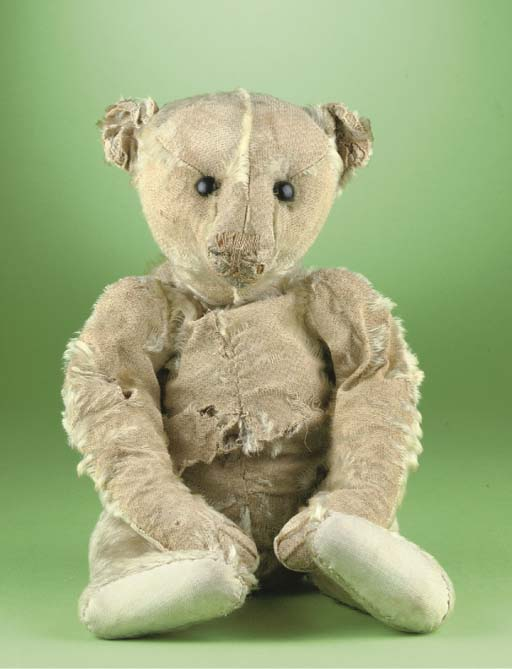 A Steiff centre-seam teddy bea